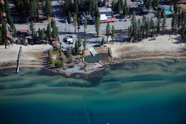 Boat Launch at Lake Tahoe