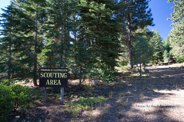Scouting Area Tahoe