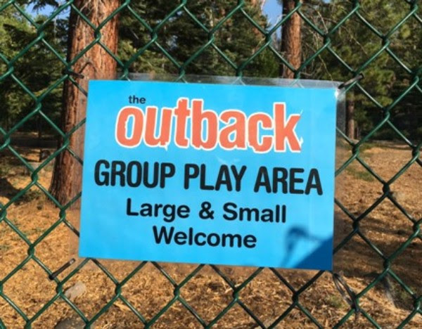 The Outback Group Play Area