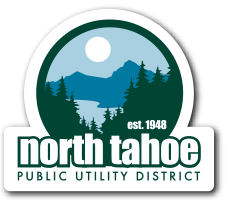 north tahoe public utility district logo